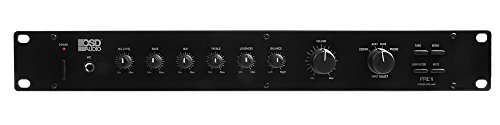 PRE1 Audio Component Home Stereo / Home Recording Pre Amplifier Rack Mountable - OSD Audio by OSD Audio