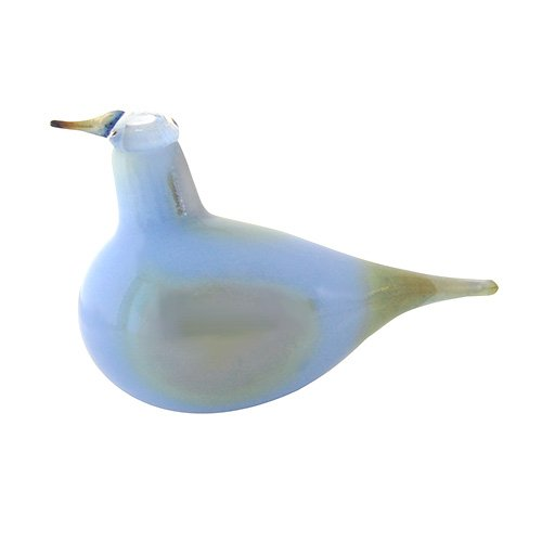 Iittala Birds of Toikka Mouthblown Glass Bird, Sky Curlew (Iittala Birds)