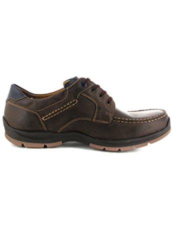 FRETZ MEN - Sprinter - Herren Halbschuhe - Braun Schuhe in Übergrößen