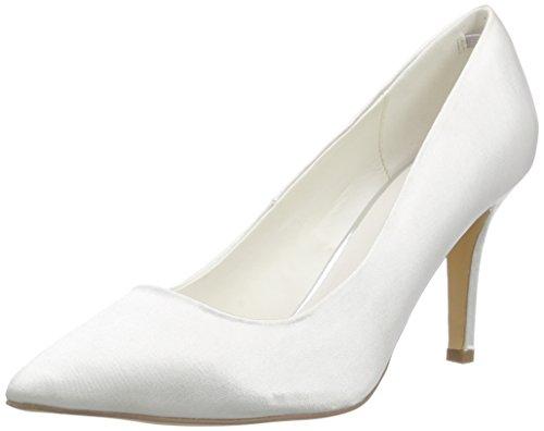 ivory Wedding Avorio Col Scarpe Agueda Menbur elfenbein Donna Tacco vRq8Udwx