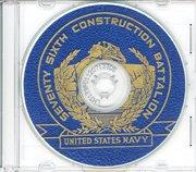 Seabees 76th Battalion World War II Memory Book NCB 76