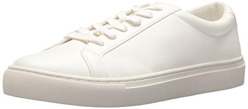 - GUESS Men's BARETTE Sneaker, White, 10 Medium US
