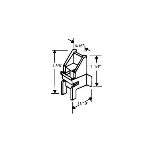 60%OFF Window Channel Balance Top Guide Bulk - 50 Pack - tsf