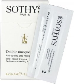 Sothys Double Anti-Aging Duo Mask 2 x 10 Packetes