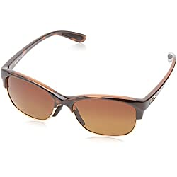 Oakley womens RSVP Polarized Sport Sunglasses
