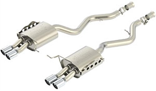 Borla 11802 Rear-Section Exhaust System