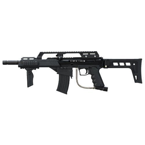 Empire Paintball Slice G36 Paintball Marker, Black