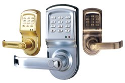 Assa Abloy Digi Smart Security Electronic Keyless Keypad Door Lock Knob Home Use Entry 6600-88 Gold Assa Abloy Digi