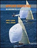 Applied Statistics in Business and Economics, David P. Doane and Lori Welte Seward, 0073345091