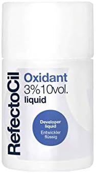 RefectoCil Oxidant 3% líquido 100 ml: Amazon.es: Salud y ...