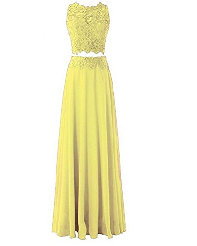 Leader of the Beauty - Vestido - para mujer amarillo