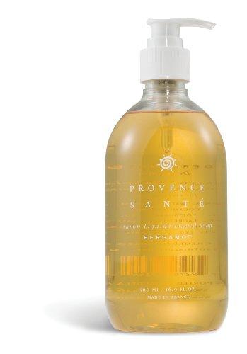 Provence Sante PS Liquid Soap Bergamot, 16.9oz Bottle