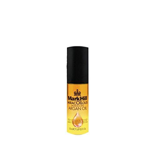 BOOTS Mark Hill MiracOILicious Argan Oil, 1.69 Ounce