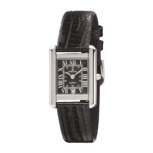 Sartego Women's SED161B Toledo Leather Strap Quartz Watch