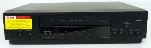 Cassette Rca Player (RCA VR612HF Video Cassette Recorder Player VCR 4 Head Hi Fi Stereo)