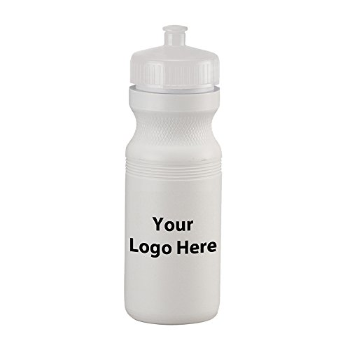 24 Oz. Water Bottle - 100 Quantity - $2.15 Each - PROMOTIONAL PRODUCT / BULK / BRANDED with YOUR LOGO / CUSTOMIZED by Sunrise Identity (Image #4)