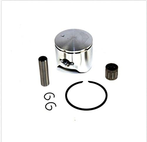 Hockus Accessories fg-cen-Carson-mcd-hpi Piston Set with Ring and gudgen pin circlips 26cc