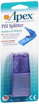 Apex Pill Splitter #70028 - 1 Each, Pack of 6
