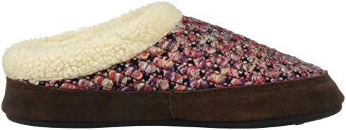 Himbeere Mules Femme Chaussons pour Acorn xYP7awBa