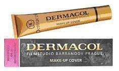 Dermacol Make - Up Cover Waterproof Hypoallergenic SPF 30#215 by Dermacol (Cover All Ance Scar and Tattoo) (Best Body Makeup For Scars)