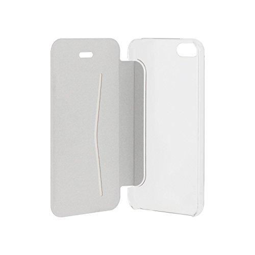 Xqisit Adour Pink Flip Case for Apple iPhone 5 / 5S / SE