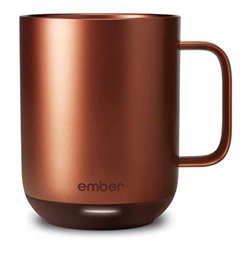 (Ember Temperature Control Mug, Copper 10oz)