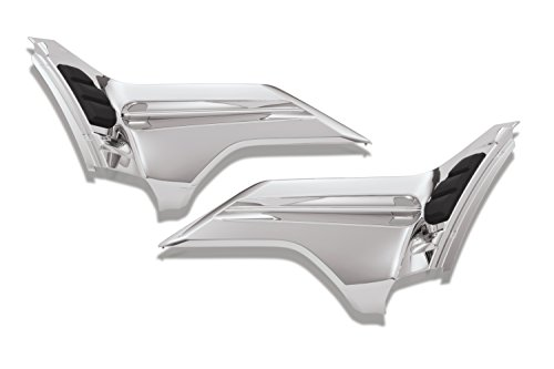 Show Chrome Side Covers - Show Chrome Accessories 52-822 Battery Side Cover