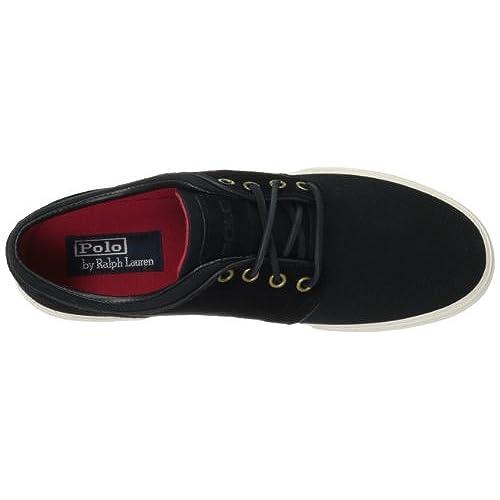 Men's New Polo Faxon Low Lauren Ralph Suede Fashion Sneaker 8OmNvy0wPn