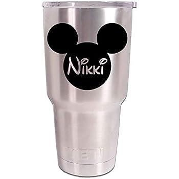 ade8af8698c Personalized YETI 30 oz. Tumbler Disney Mickey Mouse CUSTOM Laser Engraved