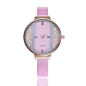 Relojes Hermosos, Mujer Reloj de Vestir Reloj de Pulsera Cuarzo Nuevo diseño Reloj Casual La