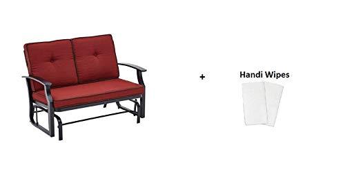 Better Homes and Garden Carter Hills Outdoor, (Steel, (RED) + Handi Wipes) Review