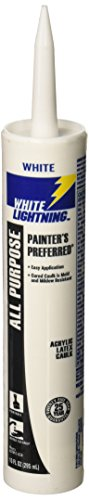 white-lightning-products-30010-painters-preferred-acrylic-latex-caulk-white