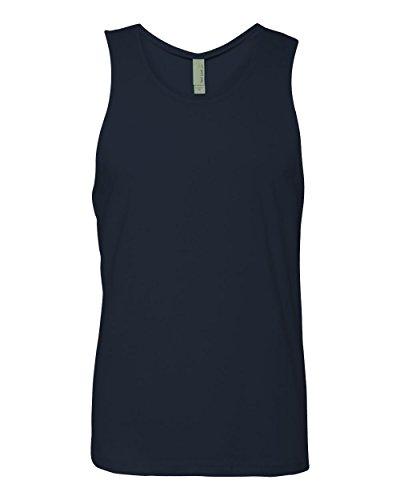 UPC 846907053271, Next Level Men's Stylish Soft Jersey Tank Top, Midnight Nvy, Large