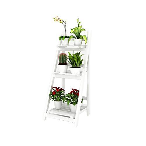 You Hao Stand de Fleurs au Sol Support - Support Sol de Pot de Fleur Support de Plante d'intérieur en Pot Moderne Multifonction Présentoir de planteur Unique À l'intérieur et à l'exterieur d2cde7