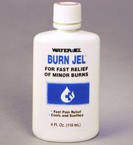 Burn Gel, Bottle, 4 oz.