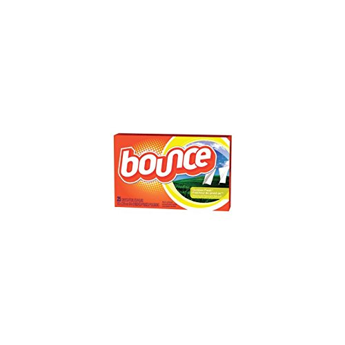 Procter & Gamble Bounce Dryer Sheets, Coin Vender, 1 Sheet Single Use packs, 156 Packs Per Case by Procter & Gamble