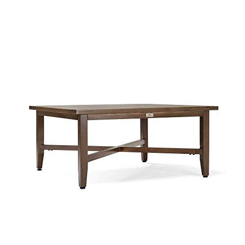 Blue Oak Outdoor Bahamas Patio Furniture Aluminum Chat Table ()