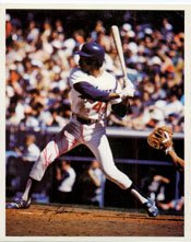 Signé landreaux, Ken (Los Angeles Dodgers) 8 x 10 Photo Autographe