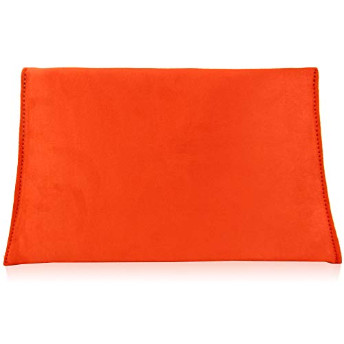 femme Pochette pour Xardi Orange London 1HpxqFnv