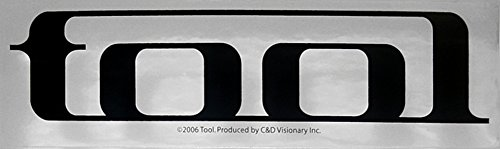 Square Deal Recordings and Supplies Tool - Shiny Silver Chrome Rectangle Logo - Sticker/Decal