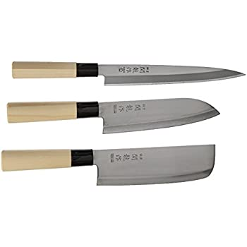 Amazon.com: Traditional Japanese Professional Gyuto Kitchen ...