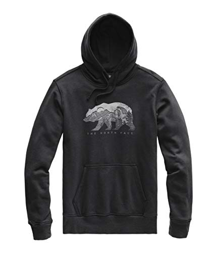The North Face Men's Bearscape Pullover Hoodie, TNF Black, Size XXL (North Face Xxl Hoodie)