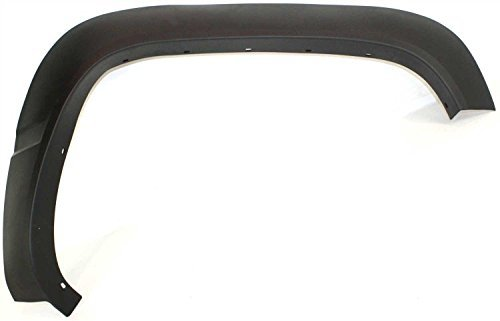 OE Replacement Chevrolet/GMC Front Passenger Side Wheel Opening Molding (Partslink Number GM1291115) - Front Wheel Opening Molding