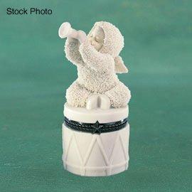 - Snowbabies Hinged Box