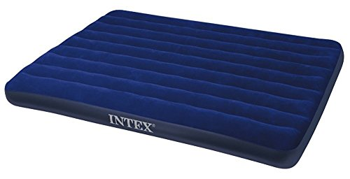 Intex Classic Downy Airbed, - Intex Mattress Size Queen