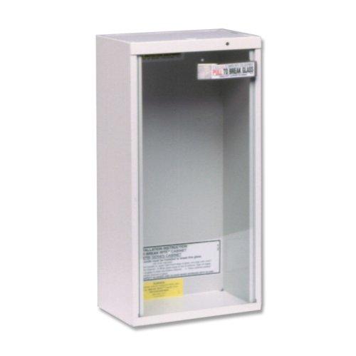 - Kidde 20-Pound Surface Mount Fire Extinguisher Cabinet | Model 468043
