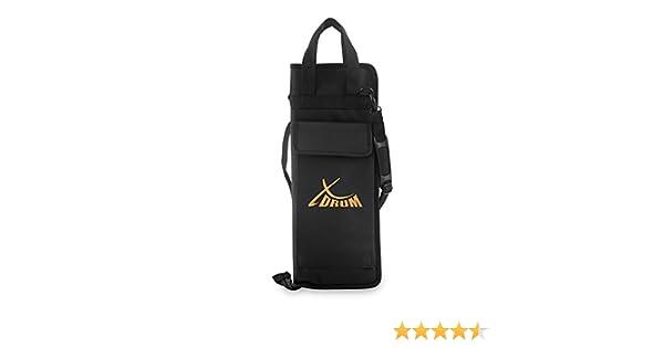 XDrum 25340 - Estuche para baquetas: Amazon.es: Instrumentos musicales