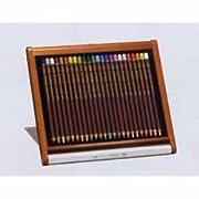 三菱鉛筆 ユニカラードペンシル ペリシア 24色セット