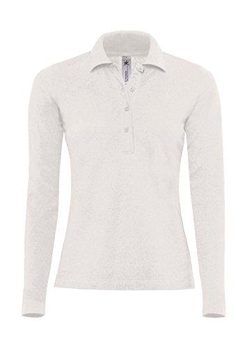 w-shirt - Polo - para mujer negro
