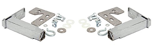 True Left and Right Hinge Kit compatible with 870838 And 870837 Replaces OEM 90 Day Warranty
